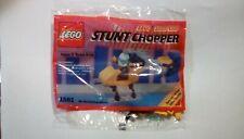 1990 LEGO Set Stunt Chopper Club Minifig Helicopter #1561 lot City Sealed NEW √