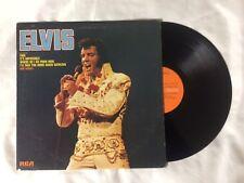 Elvis Record 1973 RCA APL-1-0283 Stereo Vinyl