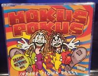 Insane Clown Posse - Hokus Pokus England (Red) CD twiztid psychopathic records