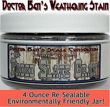 Faded Slate Gray Weathering Stain-4oz Doctor Ben's Scale Consortium *NEW* oss61
