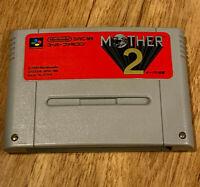MOTHER 2(Earthbound) (SAVES) JAPAN Super Famicom Nintendo SNES