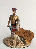 Ancient World — Philistine heavily armed warrior — 54 mm Lead Figure