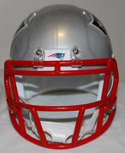 Rob Gronkowski New England Patriots Speed Riddell Custom Mini Helmet
