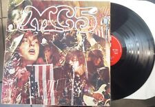 MC5 – Kick Out The Jams Lp Stereo Uk Issue 1969 Elektra – EKS 74042 Censored