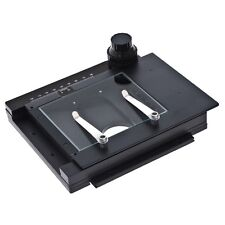 NZ.9505 Kreuztisch para Euromex Nexius Zoom Stereo Microscopio