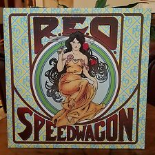 ●R.E.O. SPEEDWAGON●THIS TIME WE MEAN IT●LP●EPIC●c1975●DEMO/PROMO●BL 33338●RARE●