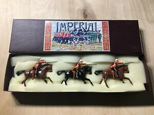 Imperial Collector Figures Set #35 1st Dragoon Guards Hand Painted Lead Soldiers
