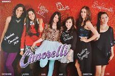 CIMORELLI - Autogrammkarte - Signed Autograph Autogramm Clippings Fan Sammlung