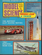 Model Car & Science Magazine Model Rocketry & Track February 1968 031418nonr