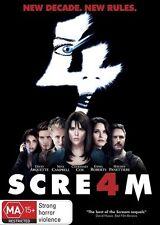 Scream 4 (DVD, 2011)
