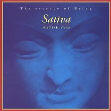 Sattva by Manish Vyas (CD, Sep-2003, White Swan Records)