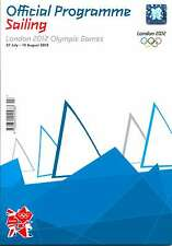 OFFICIAL SAILING PROGRAMME OLYMPIC GAMES LONDON 2012