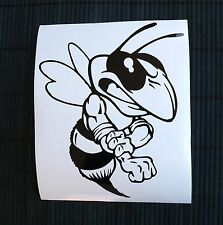 adesivo VESPA - BEE sticker decal vynil vinile vetro auto moto miele honey fiore