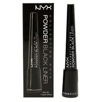 NYX Collection Noir Powder Black Liner eyeliner BEL 07 BLACK