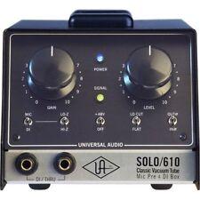 Universal Audio Solo 610 Classic Tube Mic Preamp