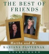 The Best of Friends : Martha and Me by Mariana Pasternak (2010, CD, Unabridged)