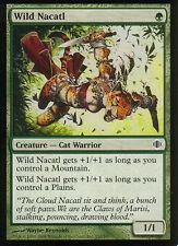 Wild Nacatl   ex   Shards of Alara   Magic mtg