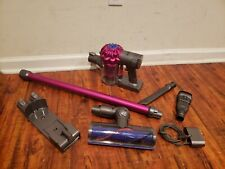 Dyson V6 Motorhead Stick Vacuum Cleaner - Pink SV04