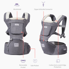 0 - 48 M Ergonomic Baby Carrier Infant Baby Hipseat Carrier Front Facing