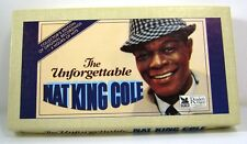 Reader's Digest Music The Unforgettable Nat King Cole Collectors Edition 3 Tapes