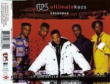 ULTIMATE KAOS : CASANOVA / 4 TRACK-CD