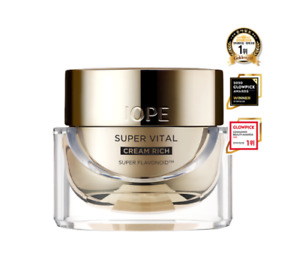 US SELLER IOPE Super Vital Cream Rich 50ml