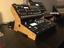 High Wood Stand/Sides - Elektron Analog 4 Rytm Octatrack Monomachine Machinedrum