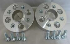 To Fit VW Lupo and Polo 6N 6N2 4x100 25mm Hubcentric Wheel spacers 1 Pair