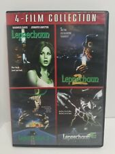 Leprechaun 1-4 DVD 4 film collection