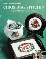 Christmas Stitchin' Charged Designs for the Holidays | Crafts From Current