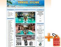 Travel Niche Store Website - Use With,Google Adsense, Amazon Store