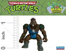 TMNT Mini Mutants Prehistoric Bebop 1994 Teenage Mutant Ninja Turtle Mighty Max