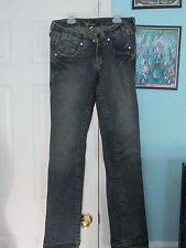 bebe jeans 28 embellished pockets                    #219