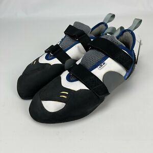 Mad Rock Mens M5 Blue White Black Climbing Shoes Size 13