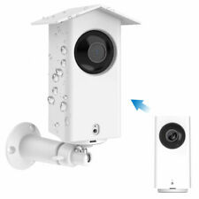 Protective Weatherproof case+Wall Mount Bracket kit for Wyze Cam Pan 1080p