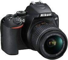 Nikon D3500 Digital SLR Camera with Nikkor Lens (VR AF-P 18-55 mm Kit)