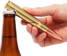 Bullet Bottle Opener 50 Caliber Shape Beer Present Male Man Cave 50 Cal Lager