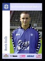Boris Kolb Autogrammkarte Darmstadt 98 2002-03 Original Signiert + A 76634