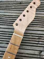 Tele Telecaster Roasted Maple Guitar Neck - Factory Second