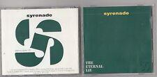 SYRENADE - THE ETERNAL LIE CD 1995 28 RECORDS RARE HOLLAND METAL ROCK