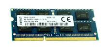 Barrette Mémoire Kingston 8Go DDR3 PC3-12800S 1600 MHZ 9995428-E25 PC PORTABLE