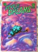 FEVER DREAMS #1 Fine+ 1972 1st Ptg Kitchen Corben Richardson Strnad free ship