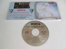 INVERTED Shadowland CD 1996 MEGA RARE OOP DEATH ORIGINAL 1st PRESSING SHIVER!!!!