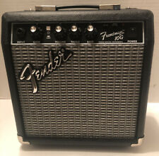 Fender Electric Guitar Amplifier Music Amp Small Portable Black 10-Watt Best New