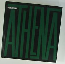 1965 Ohio University Yearbook Annual Athena LBJ Visit  Athens