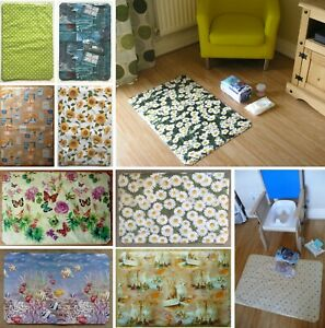 LARGE CHANGING MAT - A1 Sized 90cm x 60cm (Child To Adult) - Wipe Clean
