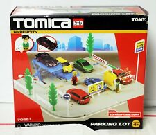 HYPERCITY Tomica Tomy Parking Lot MINT IN BOX U.S. SHIPPING