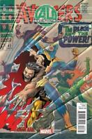 Age of Ultron #6 Carlos Pacheco 1:50 Avengers / Wolverine Variant