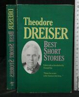 BEST SHORT STORIES. Theodore Dreiser. Elephant Paperbacks.