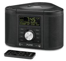 Pure Chronos CD Series 2 DAB FM Alarm Clock Radio CD Player Hifi